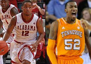 Alabama Crimson Tide at Tennessee Volunteers 2020-03-12 - Free NCAAB Pick, Odds, and Prediction