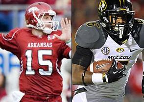 Arkansas Razorbacks at Missouri Tigers 2018-03-03 -  Picks & Predictions
