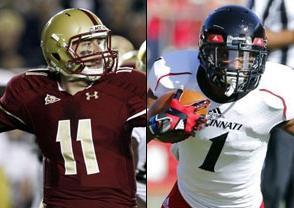 Boston College Eagles at Cincinnati Bearcats 2020-01-02 - Free NCAAF Pick, Odds, and Prediction