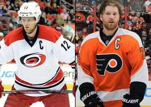 NHL Free Pick: Carolina Hurricanes at Philadelphia Flyers 2018-04-05