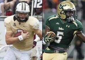 NCAAF Free Pick: Central Florida Golden Knights at South Florida Bulls 2018-11-23