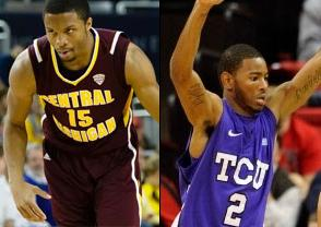 NCAAB Free Pick: Central Michigan Chippewas at Texas Christian University Horned Frogs 2018-11-30