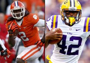 Clemson Tigers at Louisiana State Tigers 2020-01-13 - Free NCAAF Pick, Odds, and Prediction