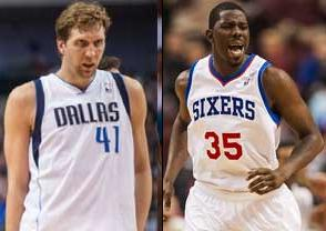 NBA Free Pick: Dallas Mavericks at Philadelphia 76ers 2018-04-08