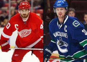 NHL Free Pick: Detroit Red Wings at Vancouver Canucks 2019-10-15