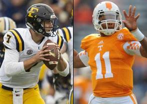NCAAF Free Pick: East Tennessee State Buccaneers at Tennessee Volunteers 2018-09-08