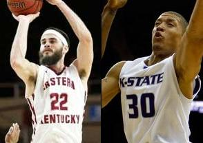 NCAAB Free Pick: Eastern Kentucky Colonels at Kansas State Wildcats 2018-11-16
