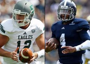 NCAAF Free Pick: Eastern Michigan Eagles at Georgia Southern Eagles 2018-12-15