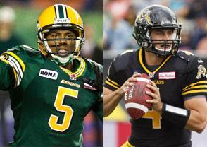 CFL Free Pick: Edmonton Eskimos at Hamilton Tiger Cats 2019-11-17