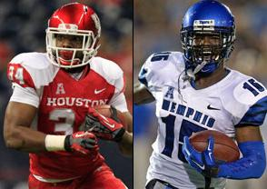 NCAAF Free Pick: Houston Cougars at Memphis Tigers 2018-11-23