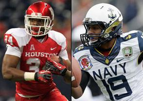 NCAAF Free Pick: Houston Cougars at Navy Midshipmen 2018-10-20