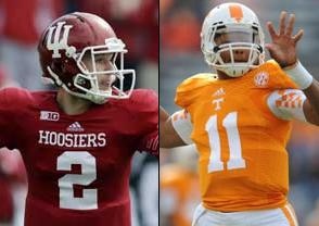 Indiana Hoosiers at Tennessee Volunteers 2020-01-02 - Free NCAAF Pick, Odds, and Prediction