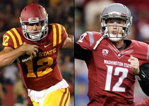 NCAAF Free Pick: Iowa State Cyclones at Washington State Cougars 2018-12-28