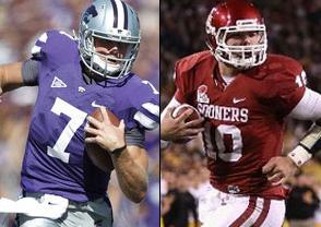 NCAAF Free Pick: Kansas State Wildcats at Oklahoma Sooners 2018-10-27