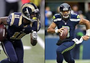 NFL Free Pick: Los Angeles Rams at Seattle Seahawks 2019-10-03