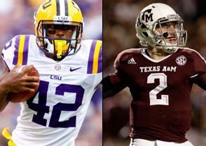 NCAAF Free Pick: Louisiana State Tigers at Texas A&M Aggies 2018-11-24