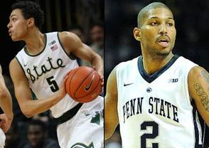 NCAAB Free Pick: Michigan State Spartans at Penn State Nittany Lions 2019-01-13