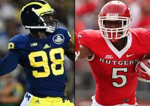 Michigan Wolverines at Rutgers Scarlet Knights 2020-03-12 - Free NCAAB Pick, Odds, and Prediction