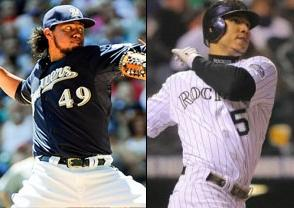 MLB Free Pick: Milwaukee Brewers at Colorado Rockies 2018-10-07