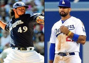 MLB Free Pick: Milwaukee Brewers at Los Angeles Dodgers 2018-10-16