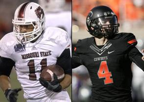 NCAAF Free Pick: Missouri State Bears at Oklahoma State Cowboys 2018-08-30