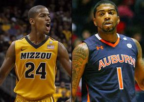 NCAAB Free Pick: Missouri Tigers at Auburn Tigers 2019-03-14
