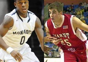Monmouth Hawks at Marist Red Foxes 2020-02-21 - Free NCAAB Pick, Odds, and Prediction