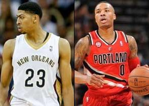 NBA Free Pick: New Orleans Pelicans at Portland Trail Blazers 2018-04-17