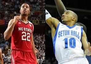 NCAAB Free Pick: North Carolina State Wolfpack at Seton Hall Pirates 2018-03-15