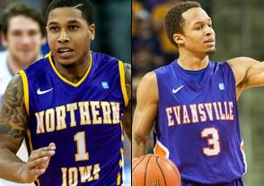 Northern Iowa Panthers at Evansville Aces 2018-03-01 -  Picks & Predictions