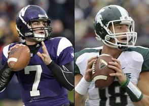 NCAAF Free Pick: Northwestern Wildcats at Michigan State Spartans 2018-10-06