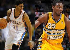 NBA Free Pick: Oklahoma City Thunder at Denver Nuggets 2018-12-14
