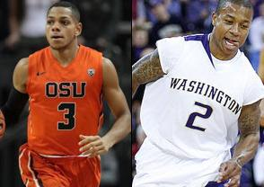 NCAAB Free Pick: Oregon State Beavers at Washington Huskies 2018-03-07
