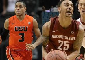Oregon State Beavers at Washington State Cougars 2018-03-03 -  Picks & Predictions