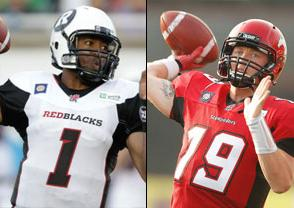 CFL Free Pick: Ottawa Red Blacks at Calgary Stampeders 2018-11-25