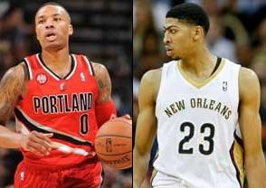 NBA Free Pick: Portland Trail Blazers at New Orleans Pelicans 2018-04-21