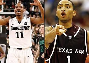 NCAAB Free Pick: Providence Friars at Texas A&M Aggies 2018-03-16