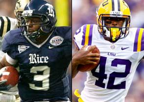 NCAAF Free Pick: Rice Owls at Louisiana State Tigers 2018-11-17
