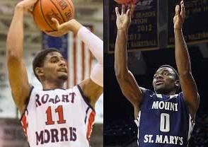 Robert Morris Colonials at Mount St. Marys Mountaineers 2018-02-28 -  Picks & Predictions