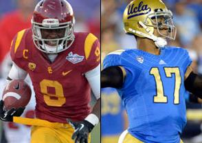 NCAAF Free Pick: Southern California Trojans at UCLA Bruins 2018-11-17