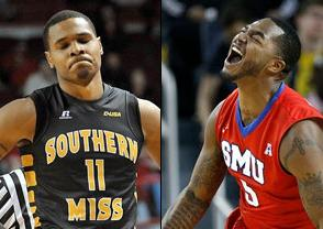 NCAAB Free Pick: Southern Miss Golden Eagles at Southern Methodist University Mustangs 2018-11-11