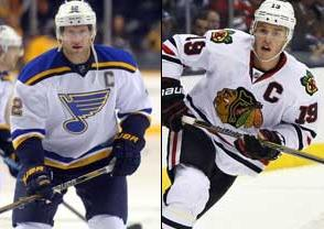 NHL Free Pick: St. Louis Blues at Chicago Blackhawks 2018-10-13