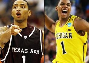 NCAAB Free Pick: Texas A&M Aggies at Michigan Wolverines 2018-03-22