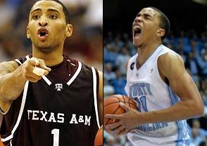 NCAAB Free Pick: Texas A&M Aggies at North Carolina Tar Heels 2018-03-18