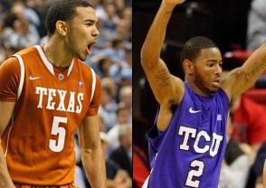 NCAAB Free Pick: Texas Longhorns at Texas Christian University Horned Frogs 2019-04-02