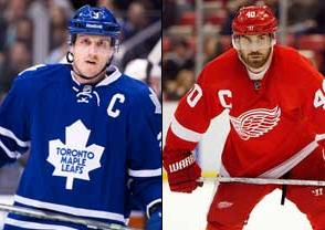 NHL Free Pick: Toronto Maple Leafs at Detroit Red Wings 2019-10-12