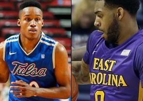 Tulsa Golden Hurricane at East Carolina Pirates 2018-03-01 -  Picks & Predictions