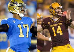 NCAAF Free Pick: UCLA Bruins at Arizona State Sun Devils 2018-11-10