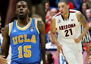 NCAAB Free Pick: UCLA Bruins at Arizona Wildcats 2018-03-09