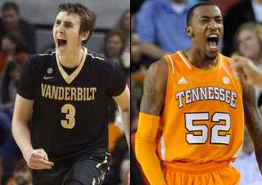 Vanderbilt Commodores at Tennessee Volunteers 2020-02-18 - Free NCAAB Pick, Odds, and Prediction